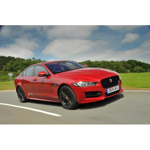 Jaguar XE Car Mats
