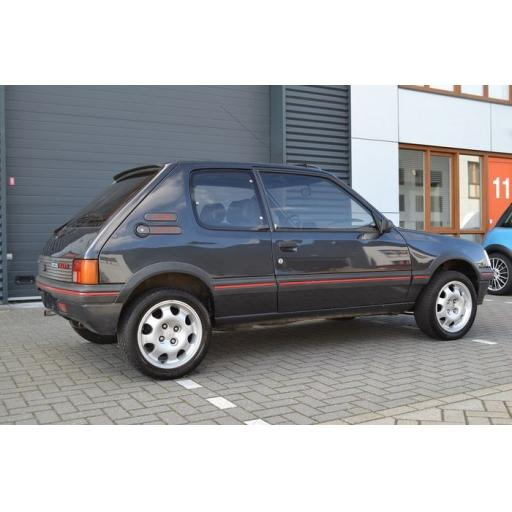 Peugeot 205 Car Mats
