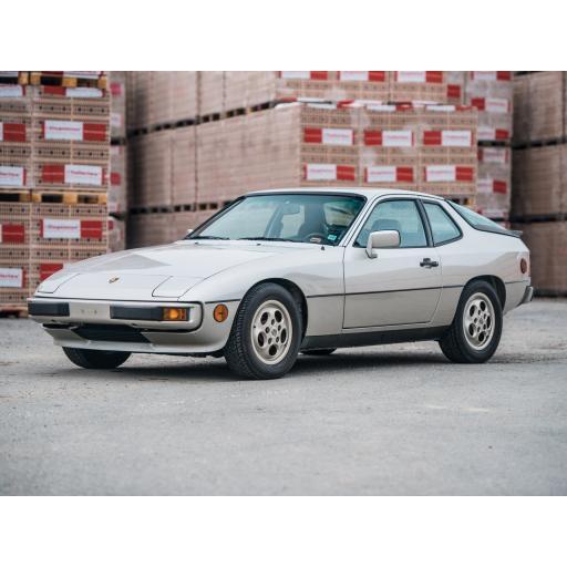 Porsche 924 Car Mats