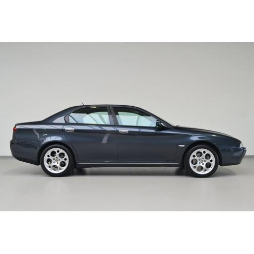 Alfa Romeo 166 Mats