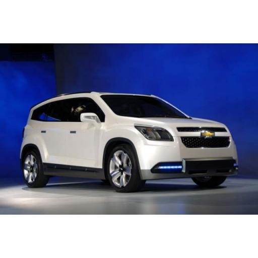 Chevrolet Orlando Car Mats
