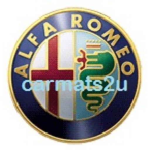 Alfa Romeo Boot Liners mats
