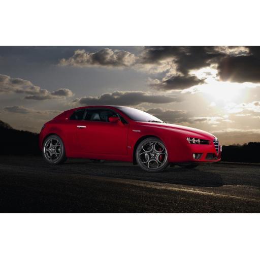 Alfa Romeo Brera Mats