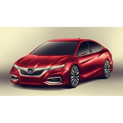 Honda CRX Car Mats