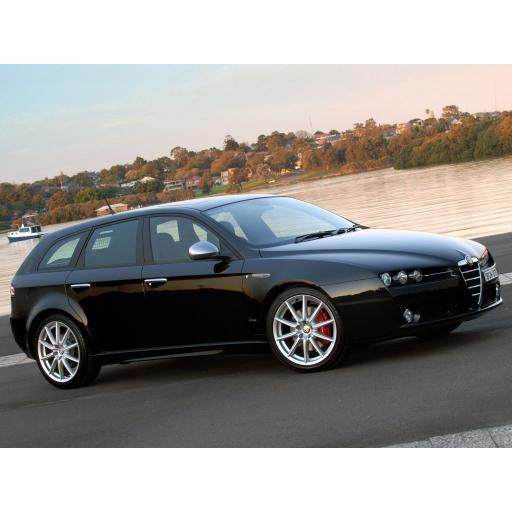 Alfa Romeo 159 Mats