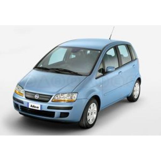 Fiat Idea Car Mats