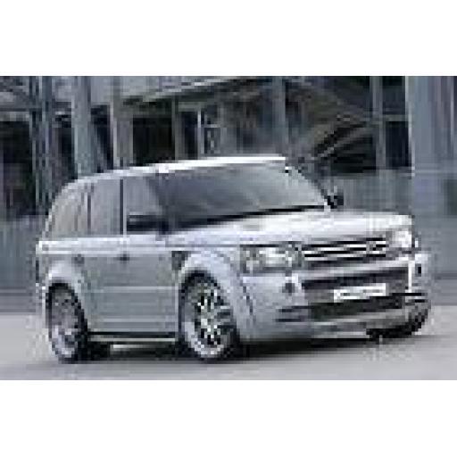 Range Rover car mats