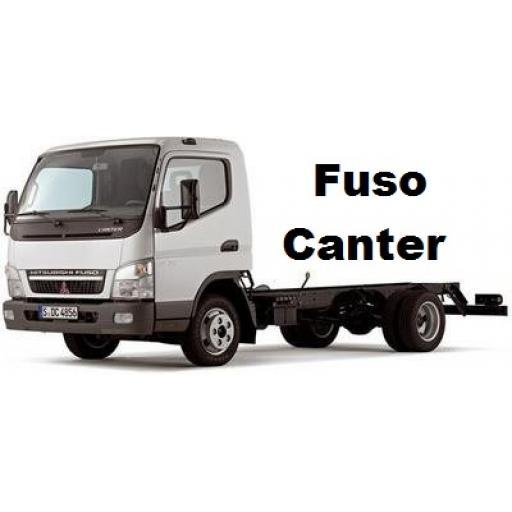 Fuso Canter Floor Mats