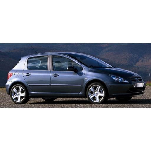 Peugeot 307 Car Mats
