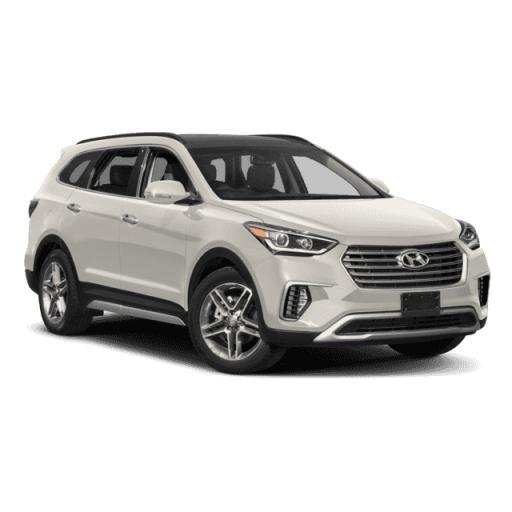 Hyundai Santa Fe Car Mats