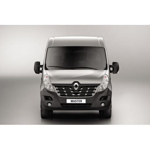 Renault Master Van Mats