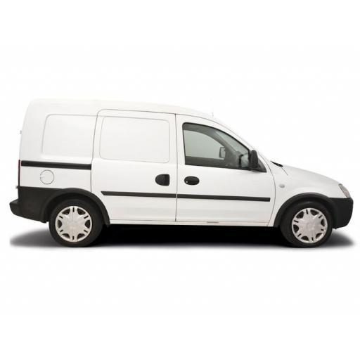 Vauxhall Combo Van Mats
