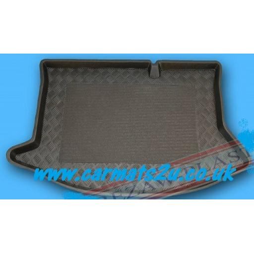 Focus Fiesta Boot Liner 2008 onwards