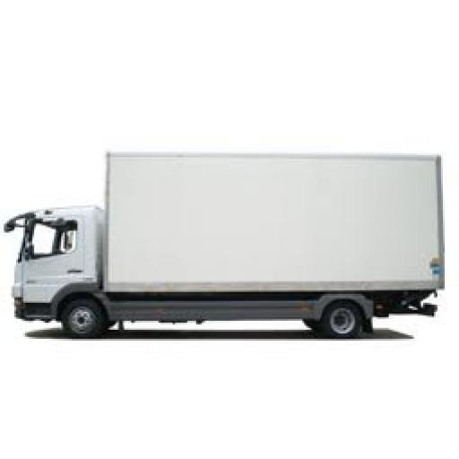 Mercedes Atego Truck Mats