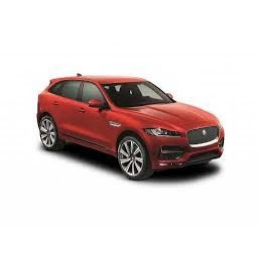 Jaguar F Pace Car Mats