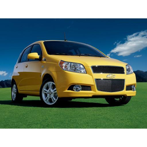 Chevrolet Aveo Car Mats