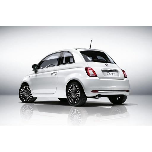 Fiat 500 Car Mats