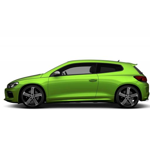 VW Scirroco Car Mats