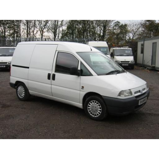 Fiat Scudo Van Mats