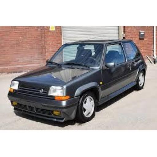 Renault 5 Car Mats