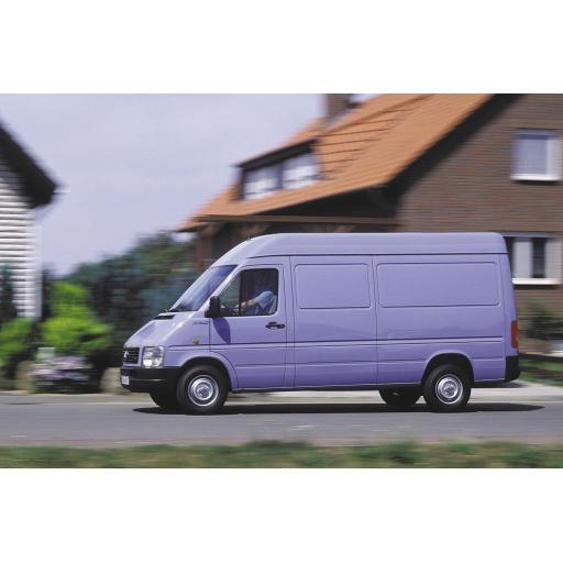 VW LT Van Mats