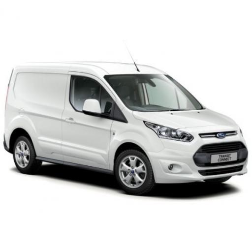 Ford Transit Connect Van Mats