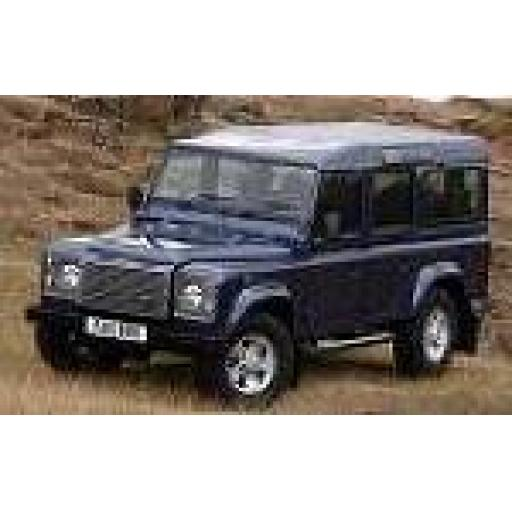 Land Rover Defender Car Mats