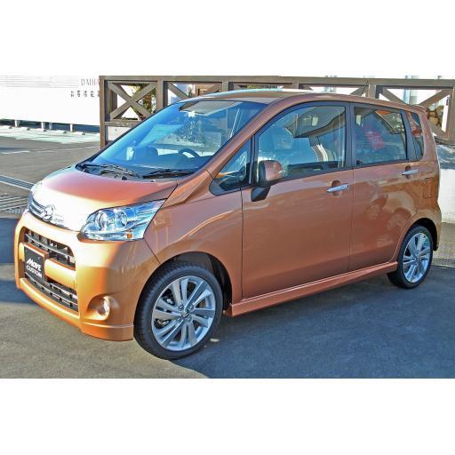 Daihatsu Move Car Mats