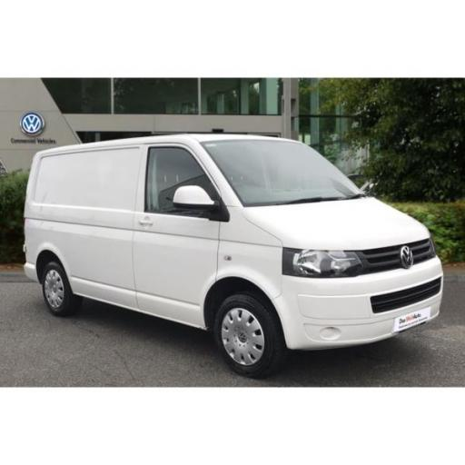VW Transporter Van Mats