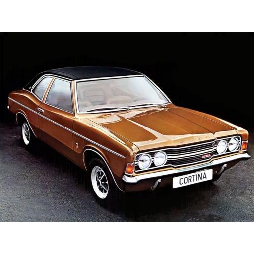 Ford Cortina Car Mats