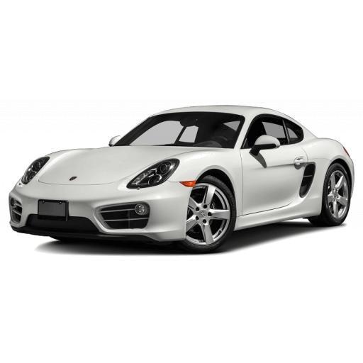 Porsche Cayman S Car Mats