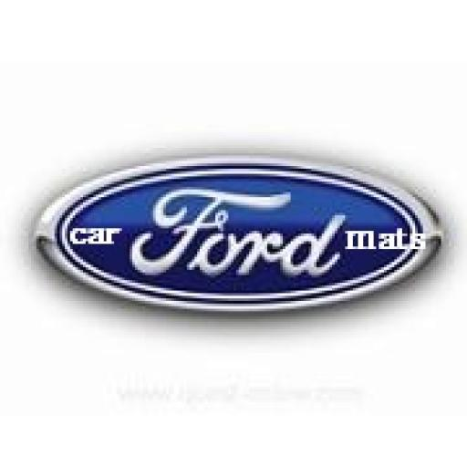 Ford S-Max Boot Liners