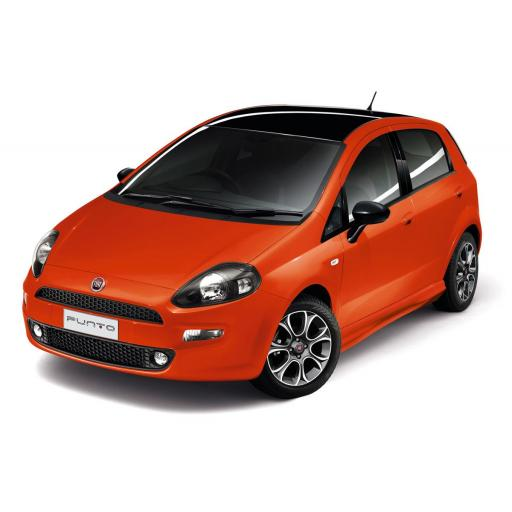 Fiat Punto Car Mats
