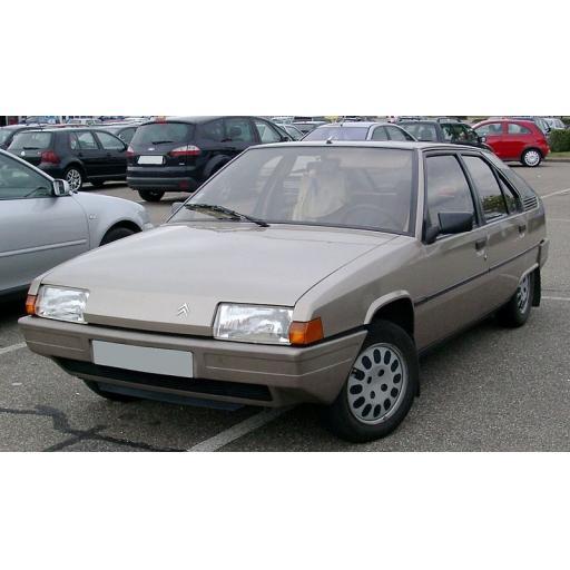 Citroen BX Car Mats.