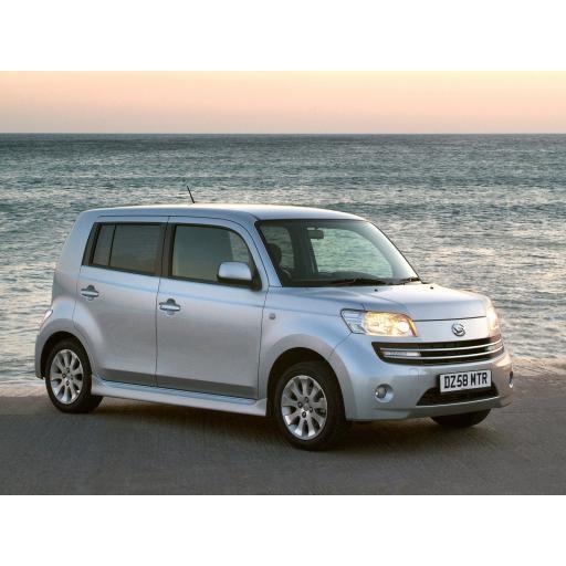 Daihatsu Materia Car Mats