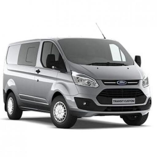 Ford Transit Double Passenger Van Mats