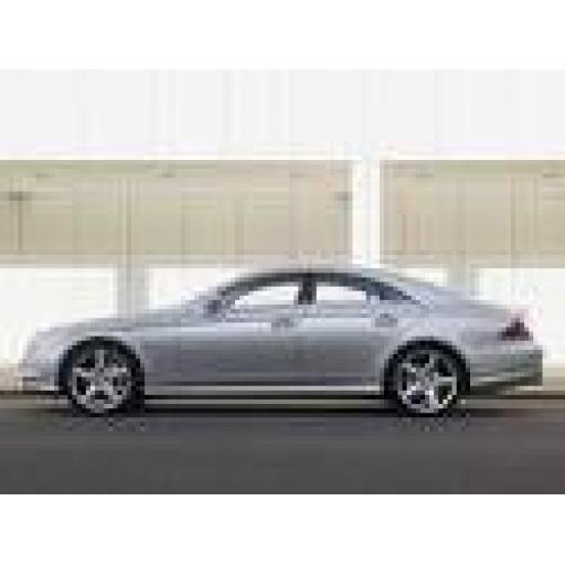 Mercedes CLC & CLS Car Mats