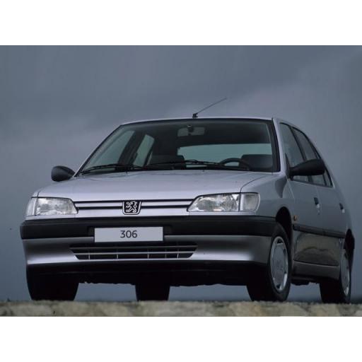 Peugeot 306 Car Mats