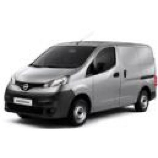 Nissan NV Van Mats