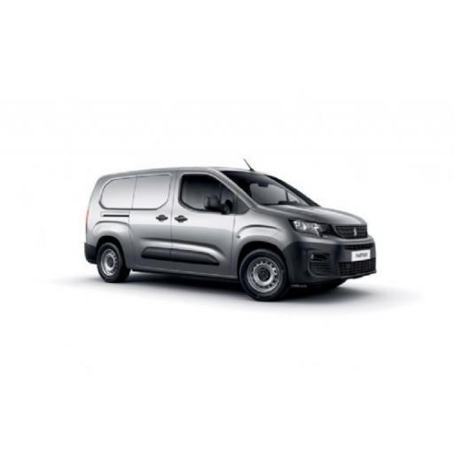 Peugeot Partner Van Mats