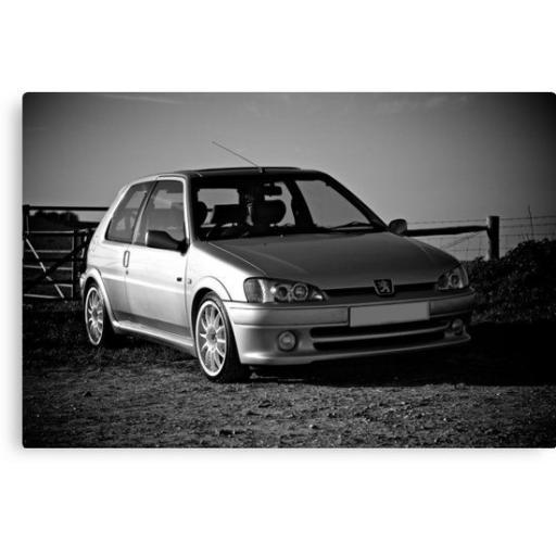 Peugeot 106 Car Mats