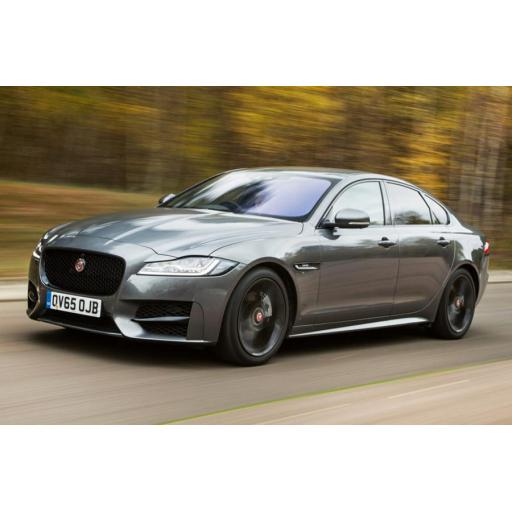 Jaguar XF Car Mats