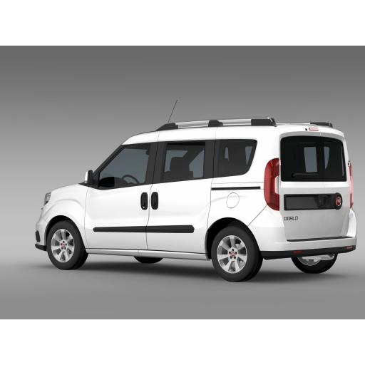 Fiat Doblo Car Mats