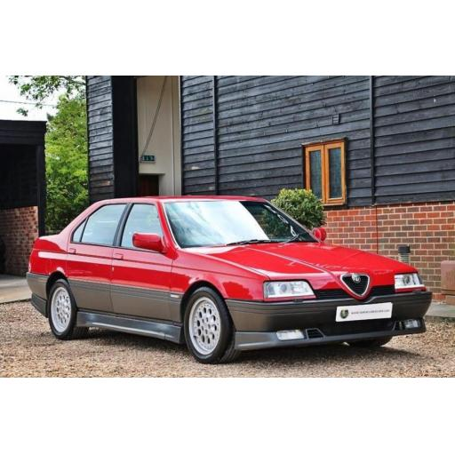 Alfa Romeo 164 Mats