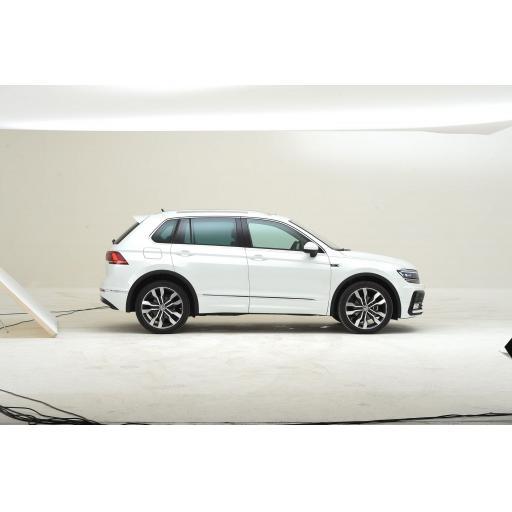 VW Tiguan car mats