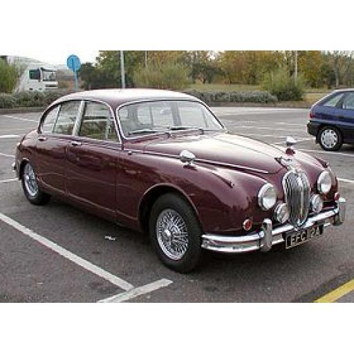 Jaguar Mark 2 Car Mats