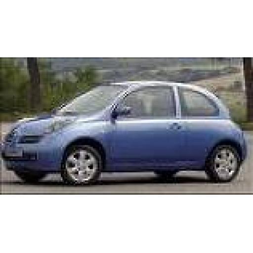 Nissan Micra Car Mats