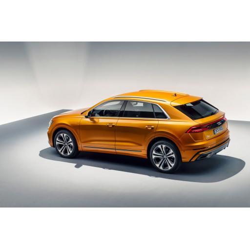 Audi Q8 car mats