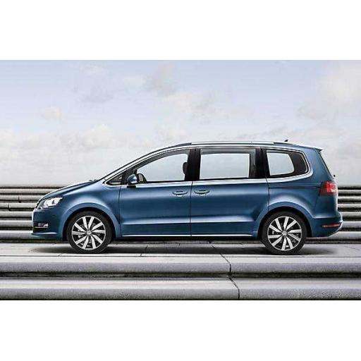 VW Sharan Mats