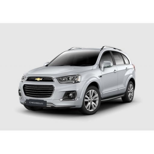 Chevrolet Captiva Car Mats